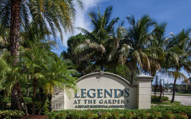 4961 Bonsai Circle #203, Palm Beach Gardens, FL 33418 (#RX-10586873) :: Ryan Jennings Group