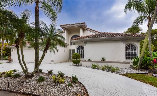 791 Parkside Circle N, Boca Raton, FL 33486 (#RX-10586883) :: Ryan Jennings Group