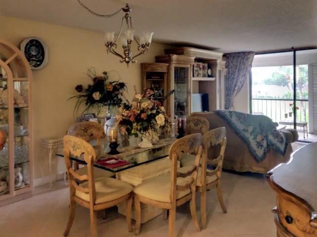 2420 Deer Creek Country Club Boulevard 201-D, Deerfield Beach, FL 33442 (#RX-10586938) :: Ryan Jennings Group