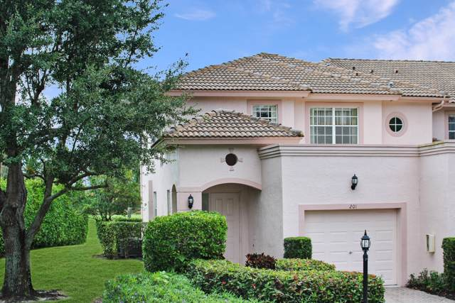 8018 Aberdeen Drive #201, Boynton Beach, FL 33472 (#RX-10587004) :: Ryan Jennings Group