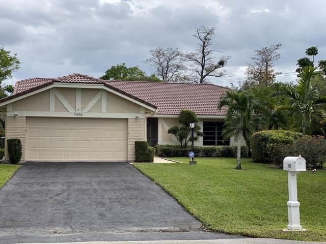 7968 Cloverfield Circle, Boca Raton, FL 33433 (#RX-10587055) :: Ryan Jennings Group