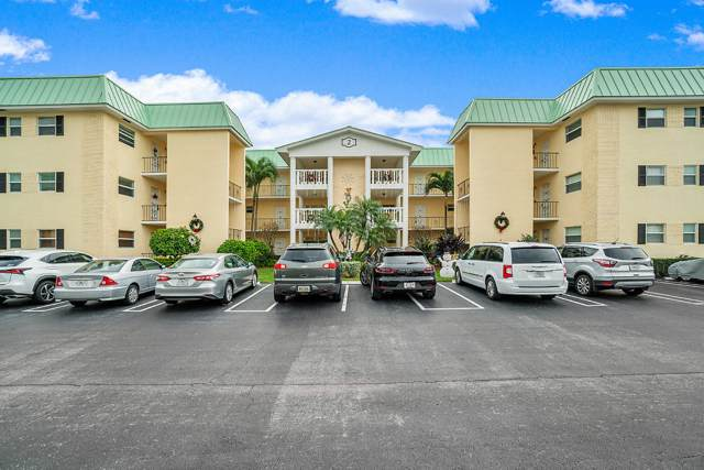 2 Colonial Club Drive #201, Boynton Beach, FL 33435 (#RX-10587088) :: Ryan Jennings Group
