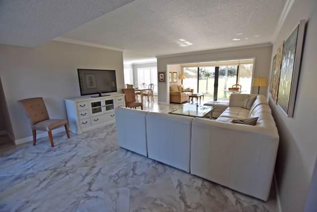 3721 Quail Ridge Drive N Bobwhite C, Boynton Beach, FL 33436 (MLS #RX-10587113) :: Berkshire Hathaway HomeServices EWM Realty