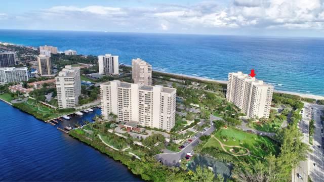 4001 N Ocean Boulevard #305, Boca Raton, FL 33431 (#RX-10587180) :: Ryan Jennings Group