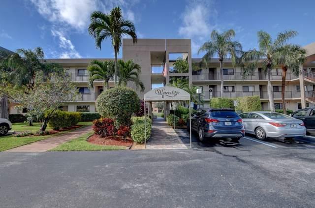 5550 Witney Drive #306, Delray Beach, FL 33484 (#RX-10587191) :: Ryan Jennings Group