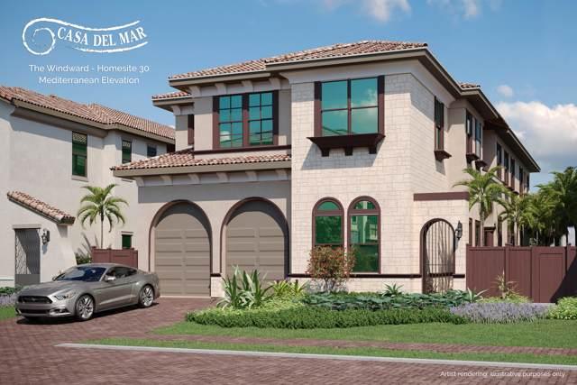 634 Windward Circle #30, Boynton Beach, FL 33435 (MLS #RX-10587248) :: Berkshire Hathaway HomeServices EWM Realty
