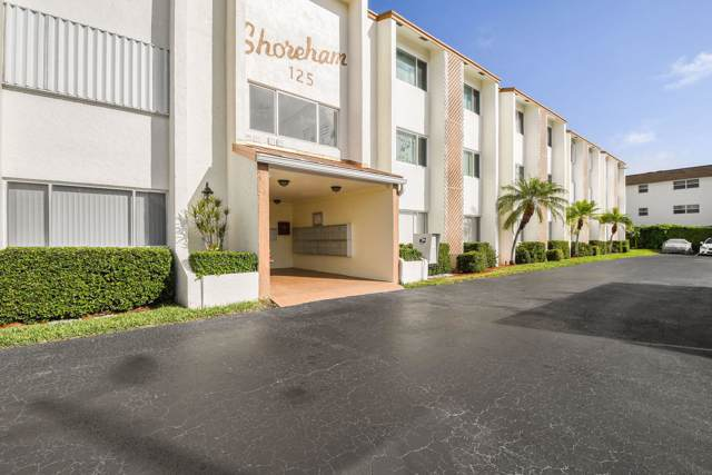 125 Shore Court #205, North Palm Beach, FL 33408 (#RX-10587403) :: Ryan Jennings Group