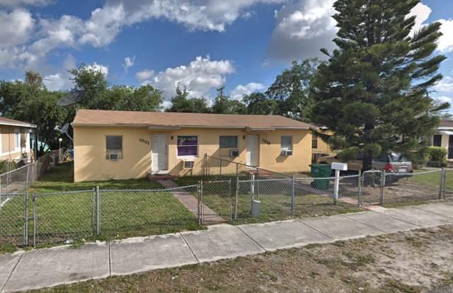 2529 NW 79th Terrace, Miami, FL 33147 (#RX-10587466) :: Ryan Jennings Group