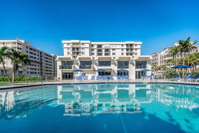 145 Ocean Avenue #215, Palm Beach Shores, FL 33404 (#RX-10587523) :: Ryan Jennings Group