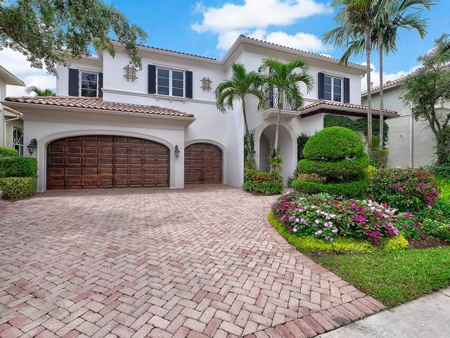110 Via Mariposa, Palm Beach Gardens, FL 33418 (#RX-10587555) :: Ryan Jennings Group
