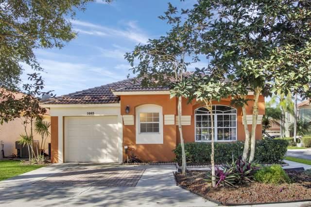 2085 Bonisle Circle, Riviera Beach, FL 33418 (#RX-10587556) :: Ryan Jennings Group