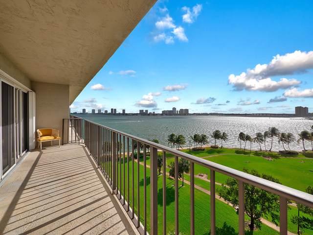801 Lake Shore Drive #812, Lake Park, FL 33403 (#RX-10587642) :: Ryan Jennings Group