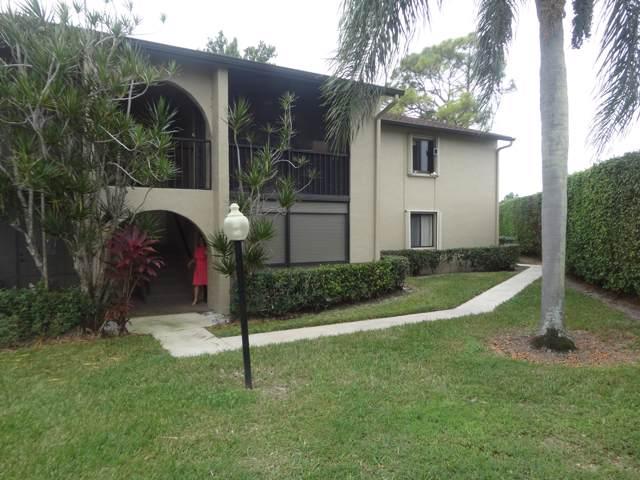 521 Shady Pine Way B1, Greenacres, FL 33415 (#RX-10587645) :: Ryan Jennings Group