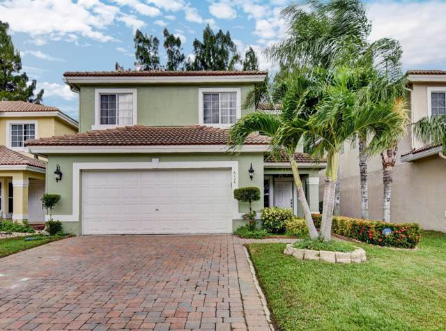 6126 Adriatic Way, West Palm Beach, FL 33413 (#RX-10587699) :: Ryan Jennings Group
