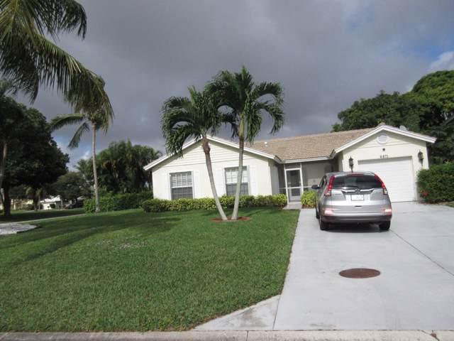 6871 Alden Ridge Drive, Boynton Beach, FL 33437 (#RX-10587711) :: Ryan Jennings Group