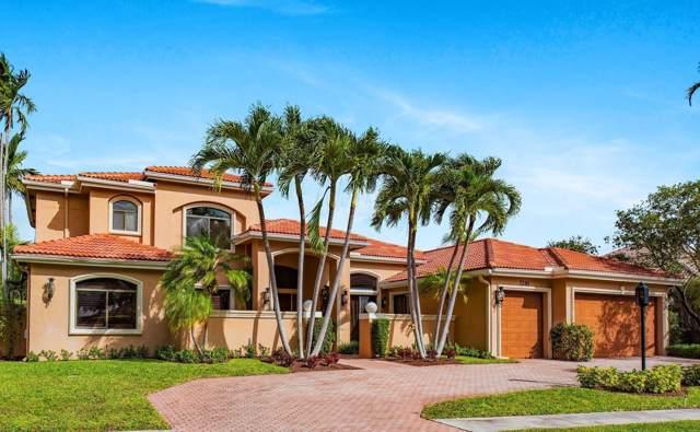 7291 Valencia Drive, Boca Raton, FL 33433 (#RX-10587735) :: Ryan Jennings Group