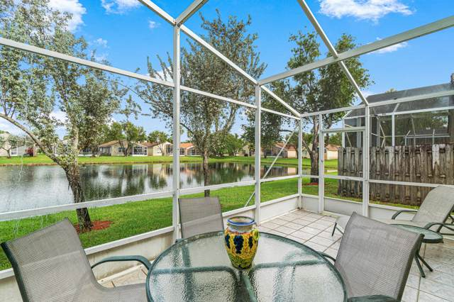 9719 Cherry Blossom Court, Boynton Beach, FL 33437 (#RX-10587759) :: Ryan Jennings Group
