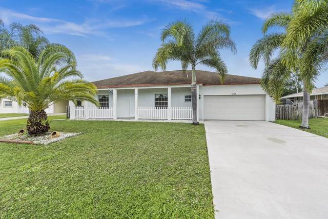 362 NW La Playa Street, Port Saint Lucie, FL 34983 (#RX-10587789) :: Ryan Jennings Group