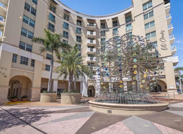 610 Clematis Street #203, West Palm Beach, FL 33401 (#RX-10587885) :: Ryan Jennings Group