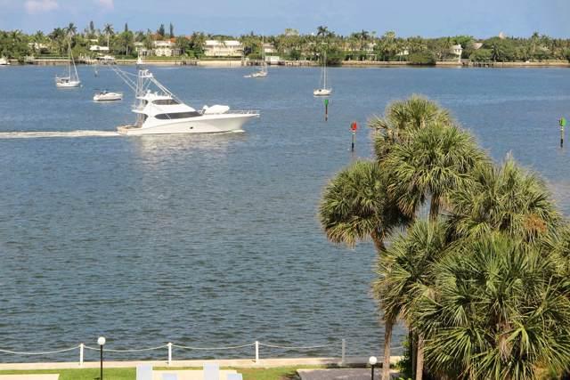 2800 N Flagler Drive #501, West Palm Beach, FL 33407 (MLS #RX-10587893) :: Berkshire Hathaway HomeServices EWM Realty