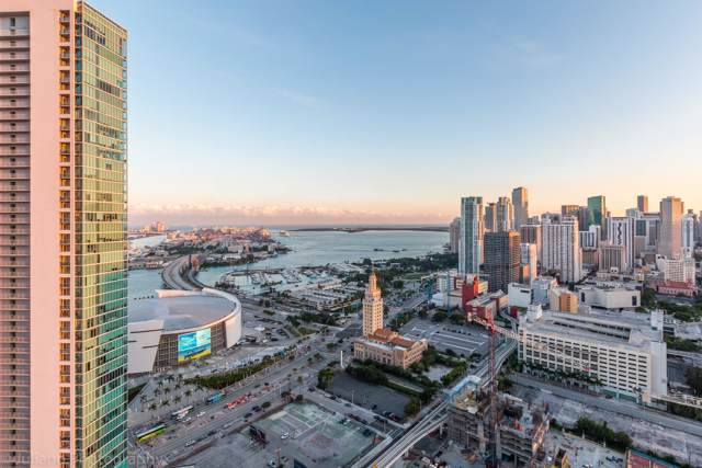 851 NE 1st Avenue #3507, Miami, FL 33132 (#RX-10587911) :: Ryan Jennings Group