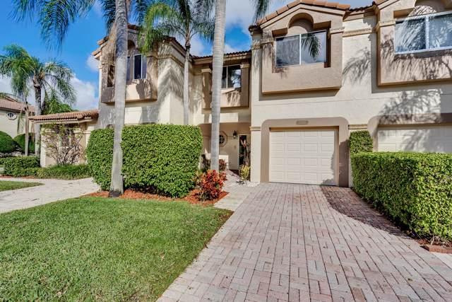 6686 Via Regina, Boca Raton, FL 33433 (#RX-10587936) :: Ryan Jennings Group