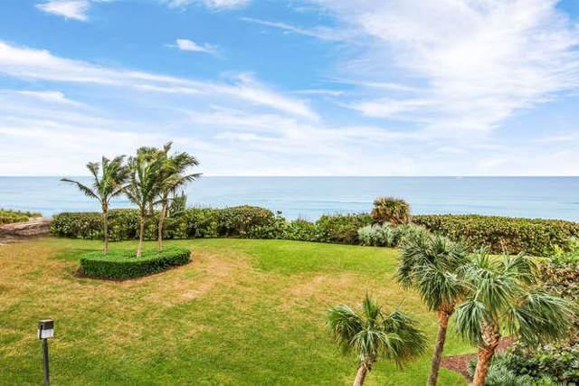 5380 N Ocean Drive 3-J, Singer Island, FL 33404 (#RX-10587942) :: Ryan Jennings Group