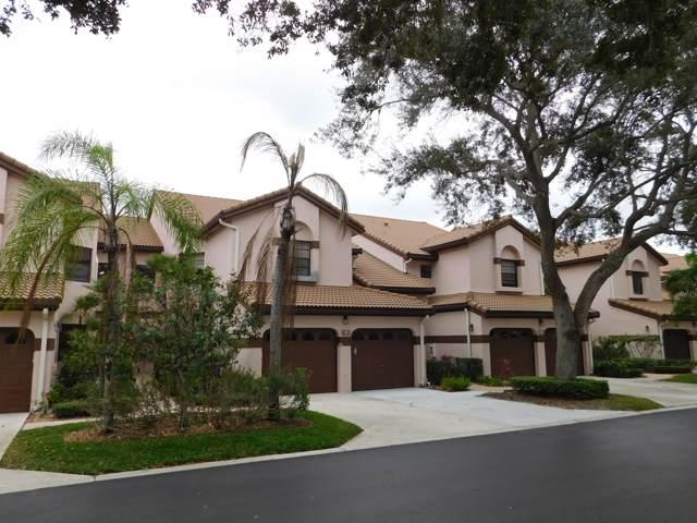 5419 Firenze Drive H, Boynton Beach, FL 33437 (#RX-10588022) :: Ryan Jennings Group