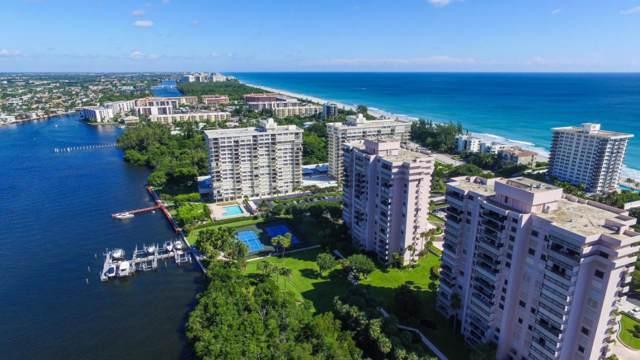 2001 N Ocean Boulevard Ph 1801, Boca Raton, FL 33431 (#RX-10588057) :: Ryan Jennings Group