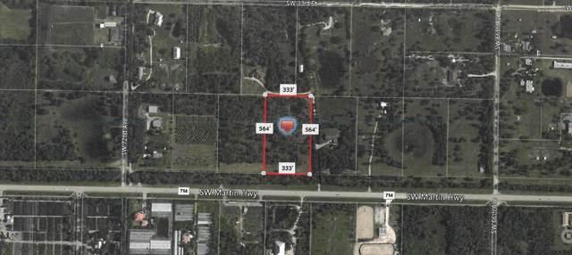 0 Martin Highway, Palm City, FL 34990 (MLS #RX-10588076) :: Miami Villa Group