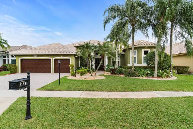 21642 Marigot Drive, Boca Raton, FL 33428 (#RX-10588150) :: Ryan Jennings Group