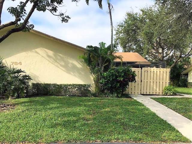 764 NW 29th Avenue C, Delray Beach, FL 33445 (#RX-10588153) :: Ryan Jennings Group