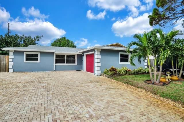 421 Inglewood Drive, Palm Springs, FL 33461 (#RX-10588169) :: Ryan Jennings Group