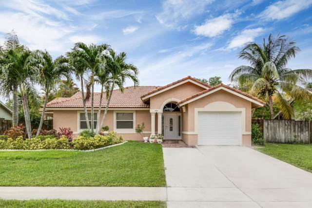 9208 Edgemont Lane, Boca Raton, FL 33434 (#RX-10588190) :: Ryan Jennings Group