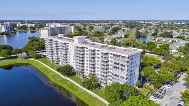 2900 N Course Drive #1006, Pompano Beach, FL 33069 (#RX-10588227) :: Ryan Jennings Group