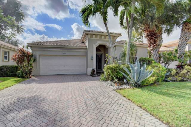 6940 Southport Drive, Boynton Beach, FL 33472 (#RX-10588249) :: Ryan Jennings Group