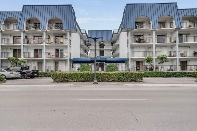 3909 North Ocean Boulevard #213, Fort Lauderdale, FL 33308 (MLS #RX-10588260) :: Berkshire Hathaway HomeServices EWM Realty