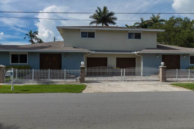 121 141 NE 3rd Street #1 - 2, Dania Beach, FL 33004 (#RX-10588311) :: Ryan Jennings Group