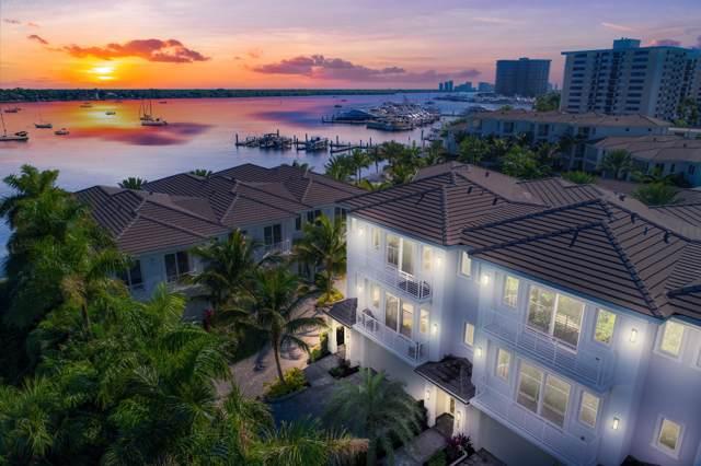 106 Water Club Court N, North Palm Beach, FL 33408 (MLS #RX-10588330) :: The Paiz Group