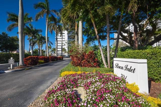 701 E Camino Real 9B, Boca Raton, FL 33432 (#RX-10588351) :: Posh Properties