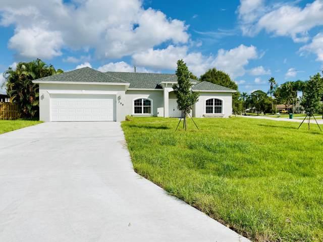 799 SE Majestic Terrace, Port Saint Lucie, FL 34983 (#RX-10588397) :: Ryan Jennings Group