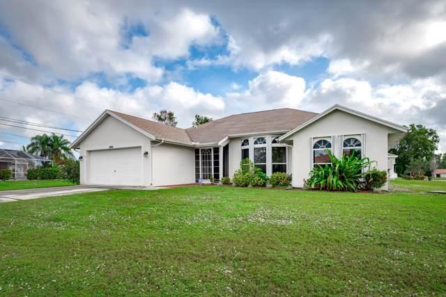 6993 NW Jorgensen Road, Port Saint Lucie, FL 34953 (MLS #RX-10588461) :: Berkshire Hathaway HomeServices EWM Realty