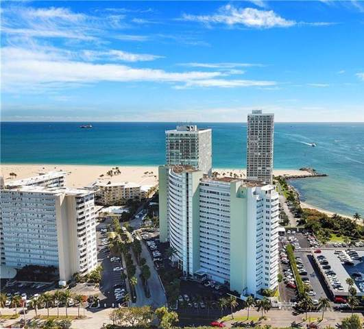 1920 S Ocean Drive #505, Fort Lauderdale, FL 33316 (#RX-10588487) :: The Rizzuto Woodman Team