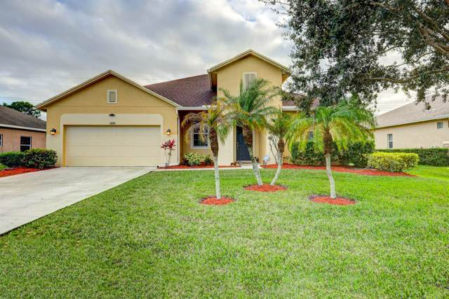5806 NW Breezy Brook Court, Port Saint Lucie, FL 34986 (MLS #RX-10588499) :: Laurie Finkelstein Reader Team