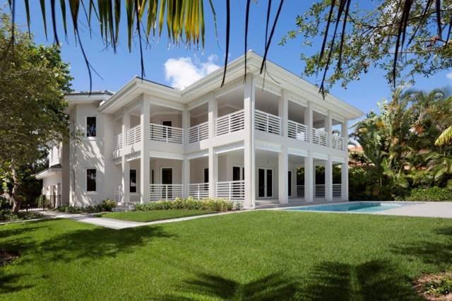 600 Seasage Drive, Delray Beach, FL 33483 (#RX-10588507) :: Ryan Jennings Group