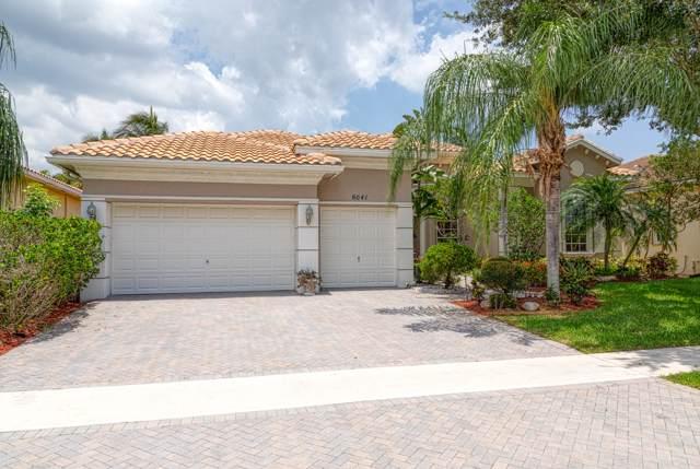 6041 Via Venetia N, Delray Beach, FL 33484 (#RX-10588564) :: Ryan Jennings Group