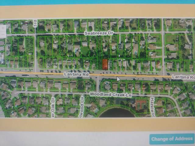 Xxx Lantana Road Road, Lake Worth, FL 33460 (#RX-10588596) :: Ryan Jennings Group