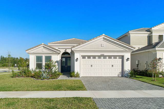 5968 Buttonbush Drive, Westlake, FL 33470 (#RX-10588645) :: Ryan Jennings Group