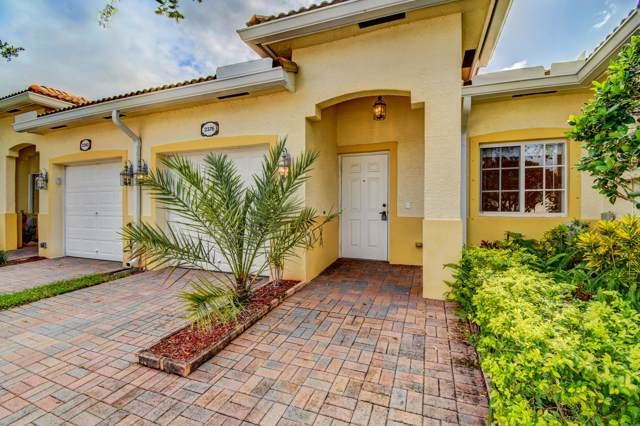 2376 Windjammer Way, West Palm Beach, FL 33411 (#RX-10588656) :: Ryan Jennings Group