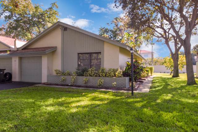 4132 Palm Forest Drive S, Delray Beach, FL 33445 (#RX-10588677) :: Ryan Jennings Group